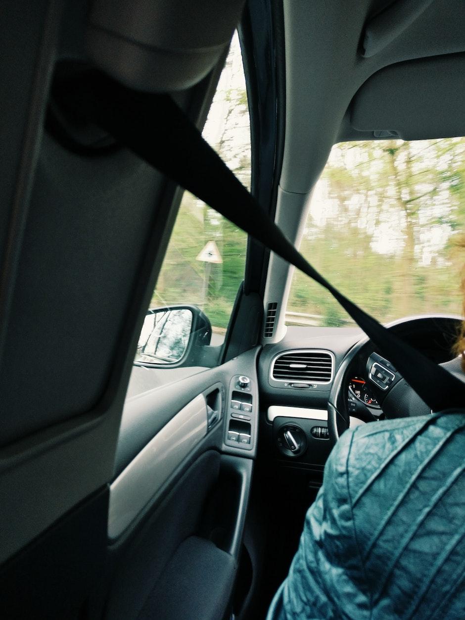 automobile, blur, cabin