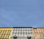 sky, building, architecture