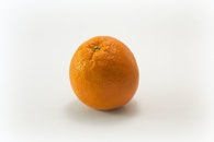 food, healthy, orange