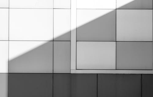 Free stock photo of building, geometry, shadow, stairs