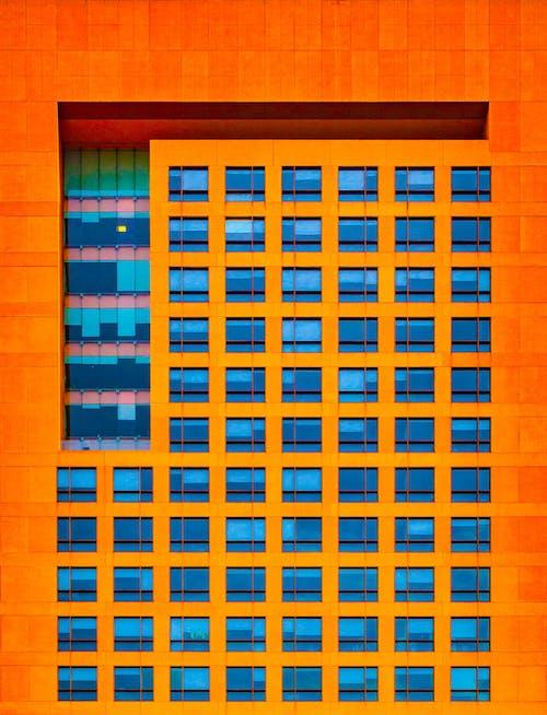 Kostenloses Stock Foto zu abstrakt, architektur, außen