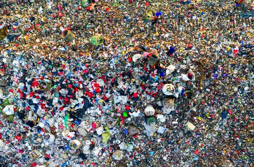 Immagine gratuita di cianfrusaglie, cumulo di rifiuti, danno ambientale