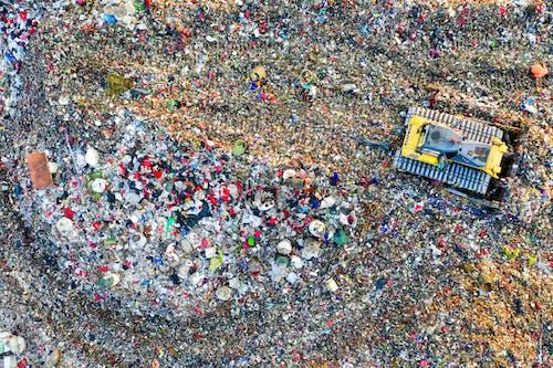 Immagine gratuita di cianfrusaglie, danno ambientale, discarica