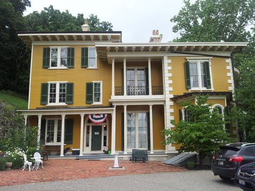Foto d'estoc gratuïta de mansió