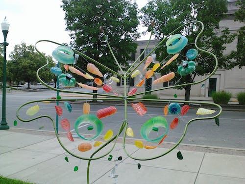 Foto d'estoc gratuïta de escultura