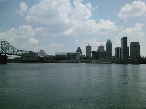 Immagine gratuita di kentucky, louisville, ohio river