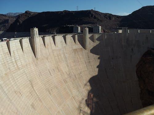 Бесплатное стоковое фото с Лас-Вегас, невада, плотина гувера
