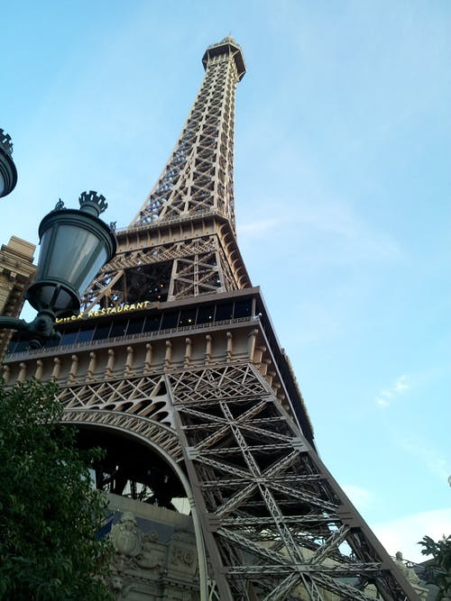 Бесплатное стоковое фото с Лас-Вегас, невада, эйфелева башня