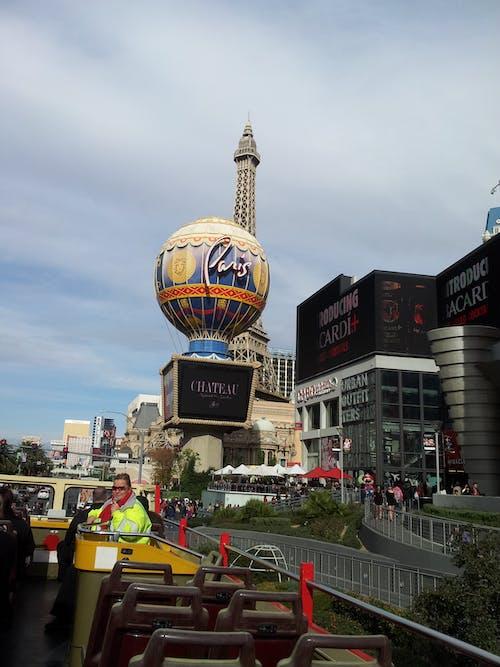 Бесплатное стоковое фото с Лас-Вегас, невада, париж, эйфелева башня