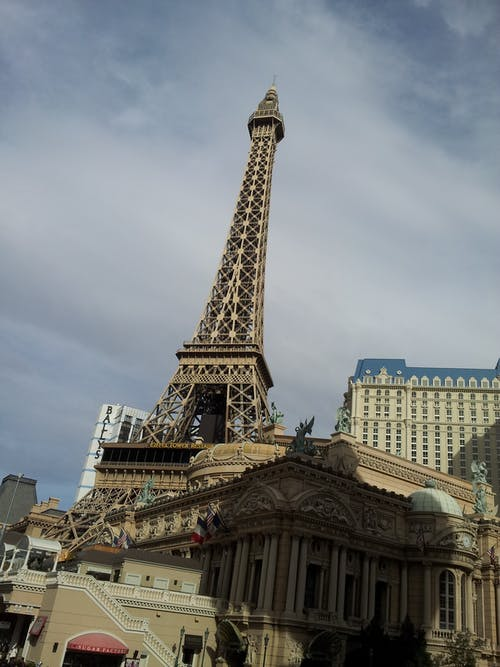 Foto d'estoc gratuïta de las Vegas, nevada, torre eiffel