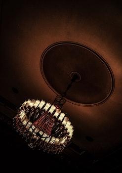 Kostenloses Stock Foto zu licht, dunkel, design, schatten