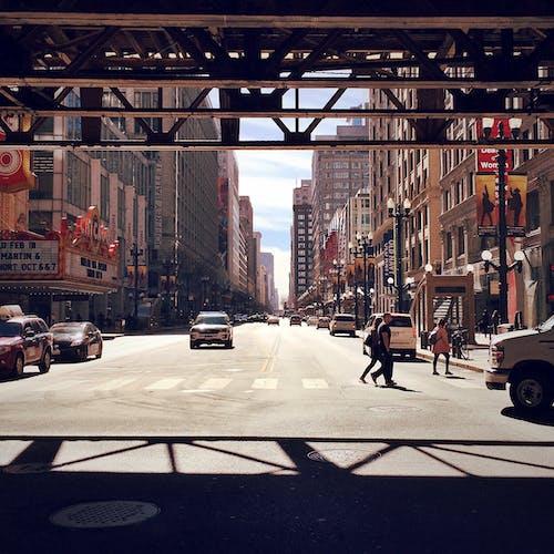 Darmowe zdjęcie z galerii z chicago, dojeżdżać, miasto