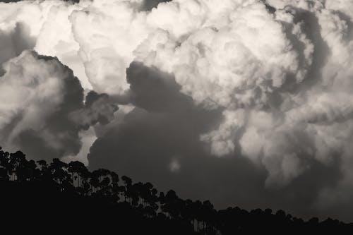 Foto stok gratis alam, almora, angin ribut, angin topan