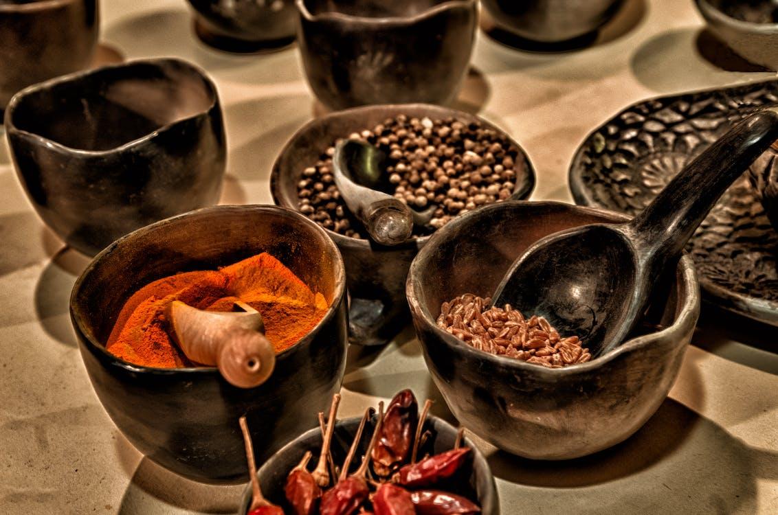 cayenne, chili, czerwony
