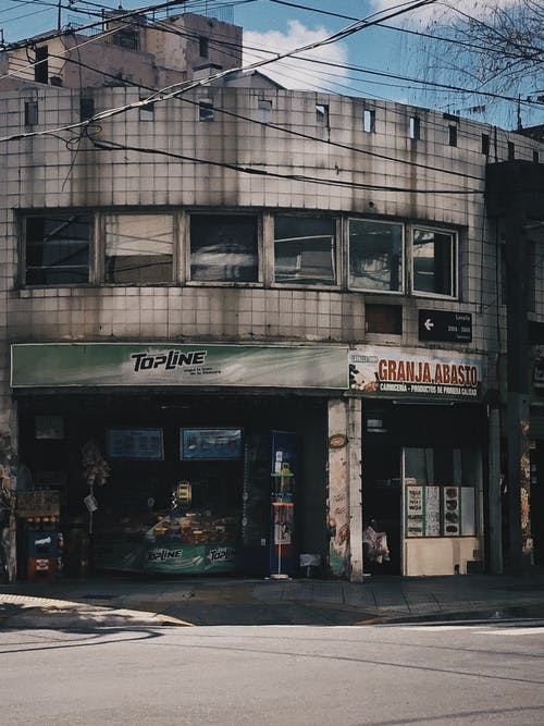 Free stock photo of reminisce, store front, street