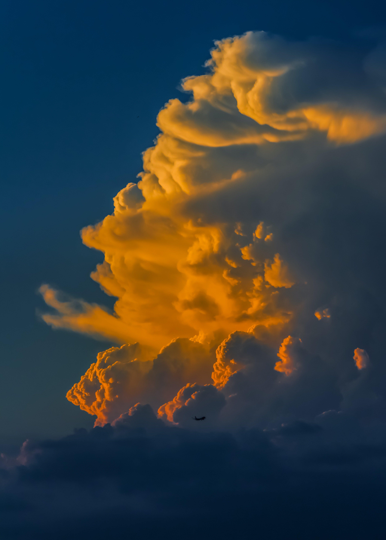 Kostnadsfri bild av clouds, himmel, ljus, moln
