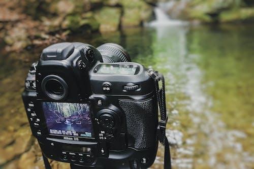 คลังภาพถ่ายฟรี ของ DSLR, SLR, กล้อง slr, กลางแจ้ง