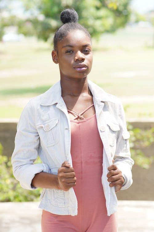 Foto d'estoc gratuïta de model de bellesa, model negre