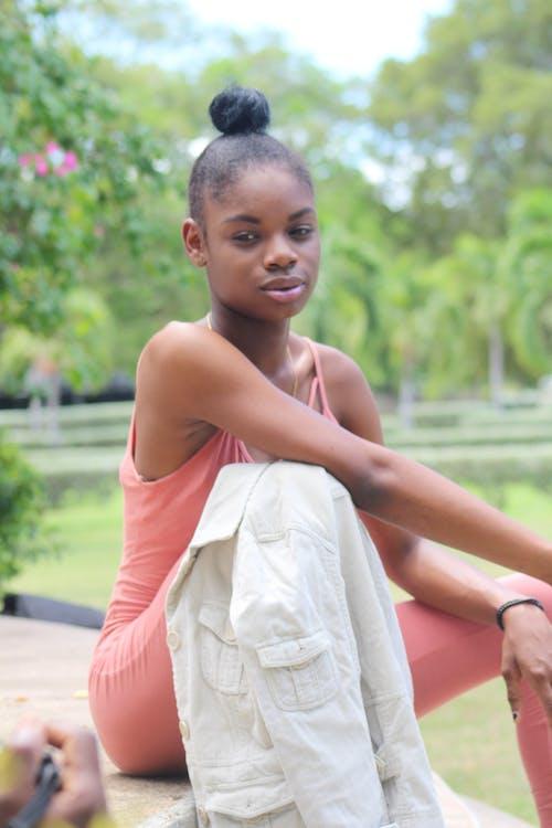 Foto profissional grátis de belas mulheres negras, modelo preto