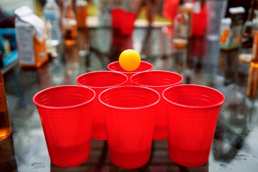 Free stock photo of red, cup, party, drink