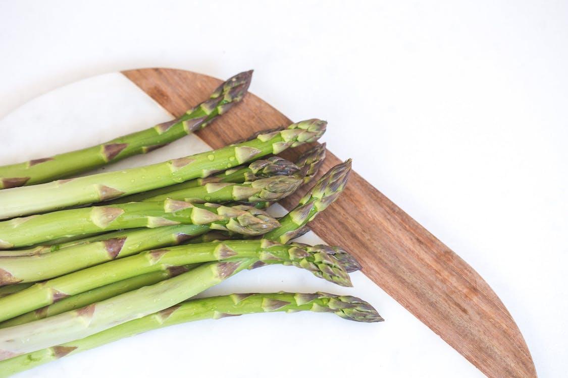 asparagus, gizi, kayu