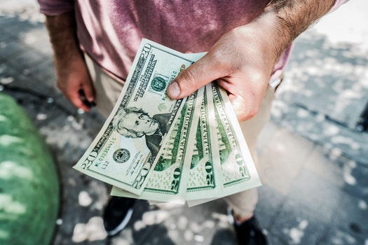 Free stock photo of person, hands, blur, money