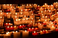 night, romantic, religion