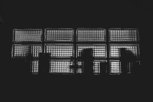 cam, ışık yansıması, karamsar, karanlık içeren Ücretsiz stok fotoğraf