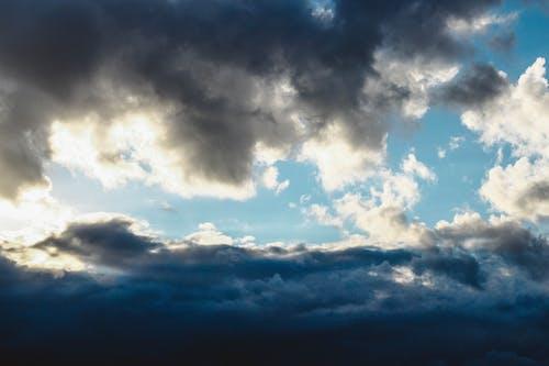 Kostnadsfri bild av beatiful, blå, fantastiskt, himmel