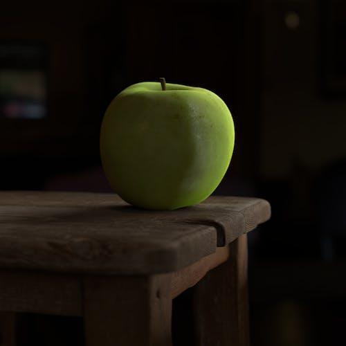 3D, 林檎の無料の写真素材