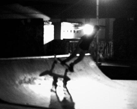 Free stock photo of grain, skateboard, skateboarder, skateboarding
