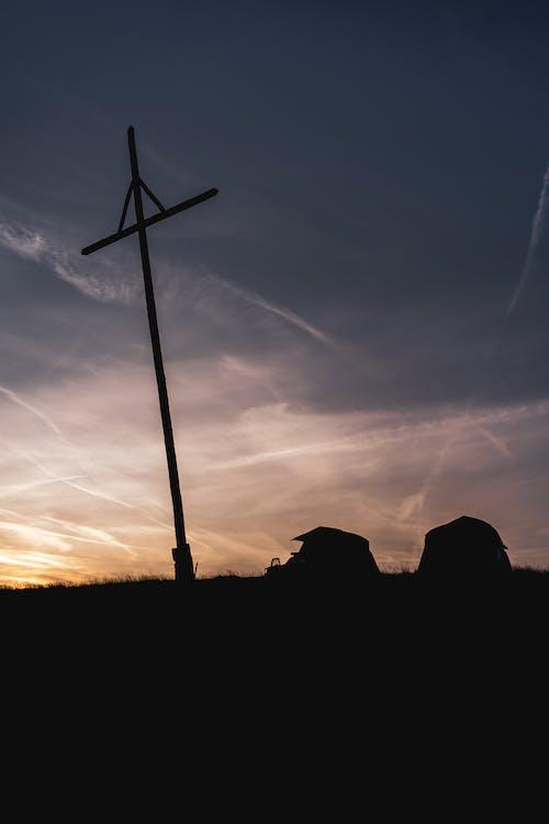 Δωρεάν στοκ φωτογραφιών με ανάσταση, ανεμόμυλος, άνεμος, αυγή