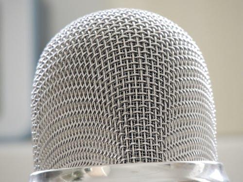 Kostenloses Stock Foto zu mikro, mikrofon, nahansicht