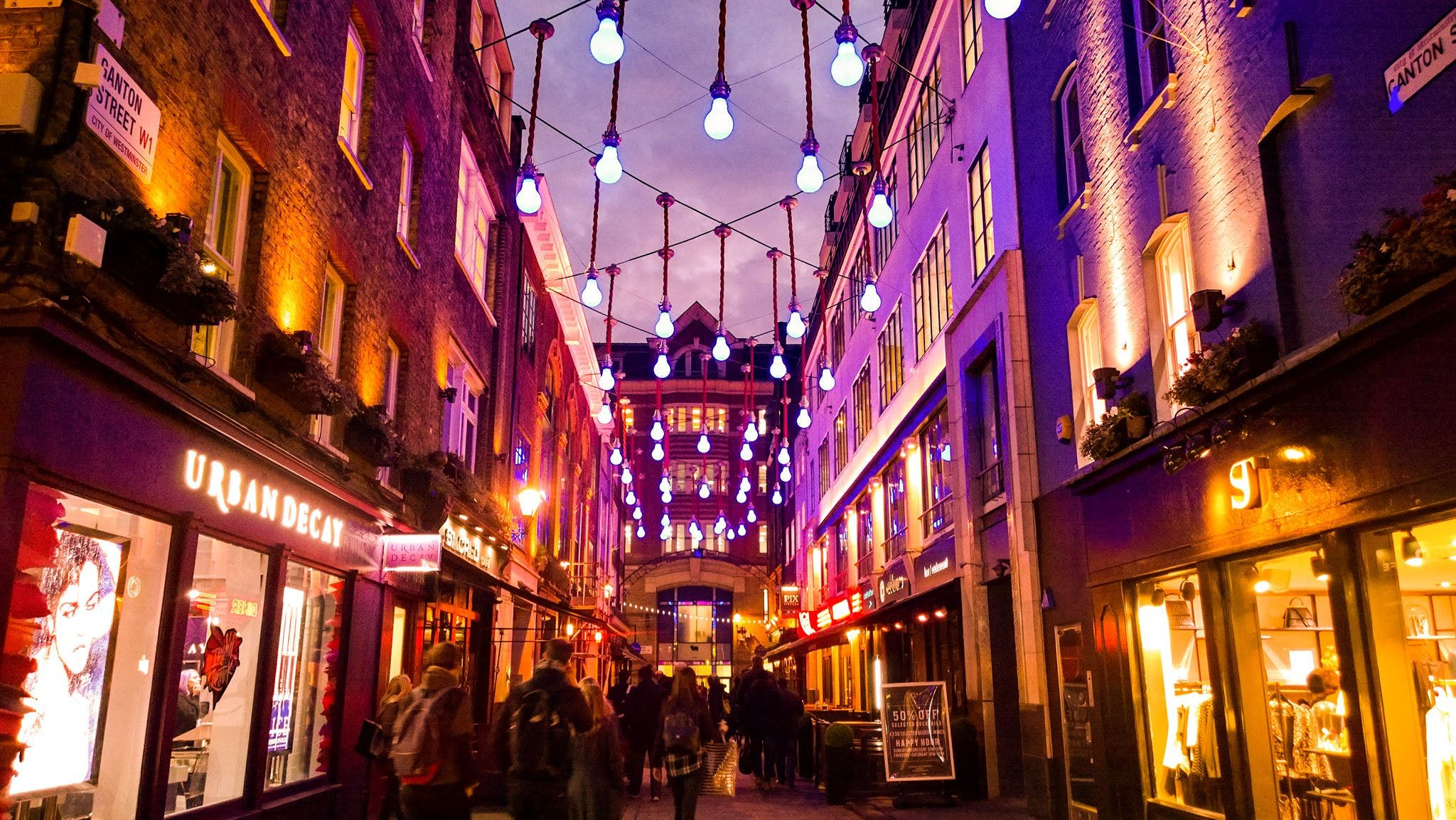 Free stock photo of #carnaby, #city, #england, #europe