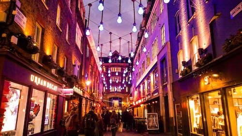 #carnaby, #londonattraction, #shoppingcentre, #uk 的 免費圖庫相片