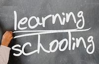school, board, learning