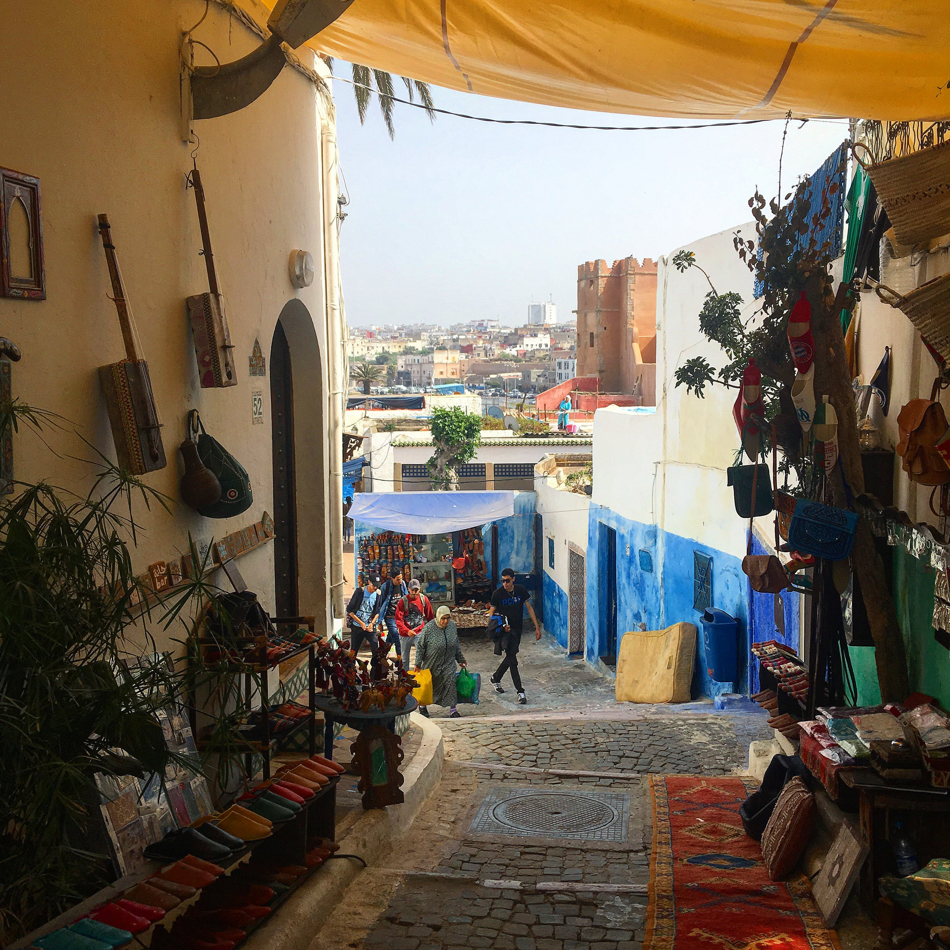 Free stock photo of market, Morroco, souq