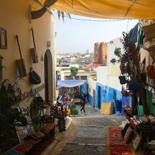 Gratis arkivbilde med marked, marokko, souq