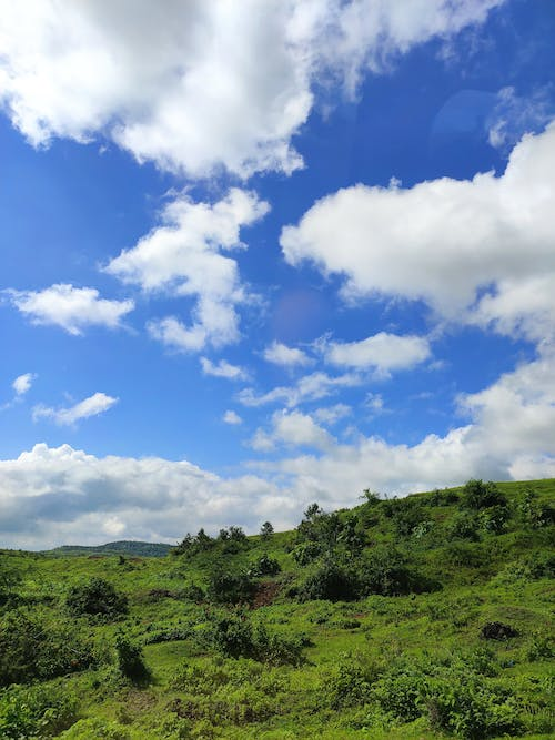 Free stock photo of clouds, landscape