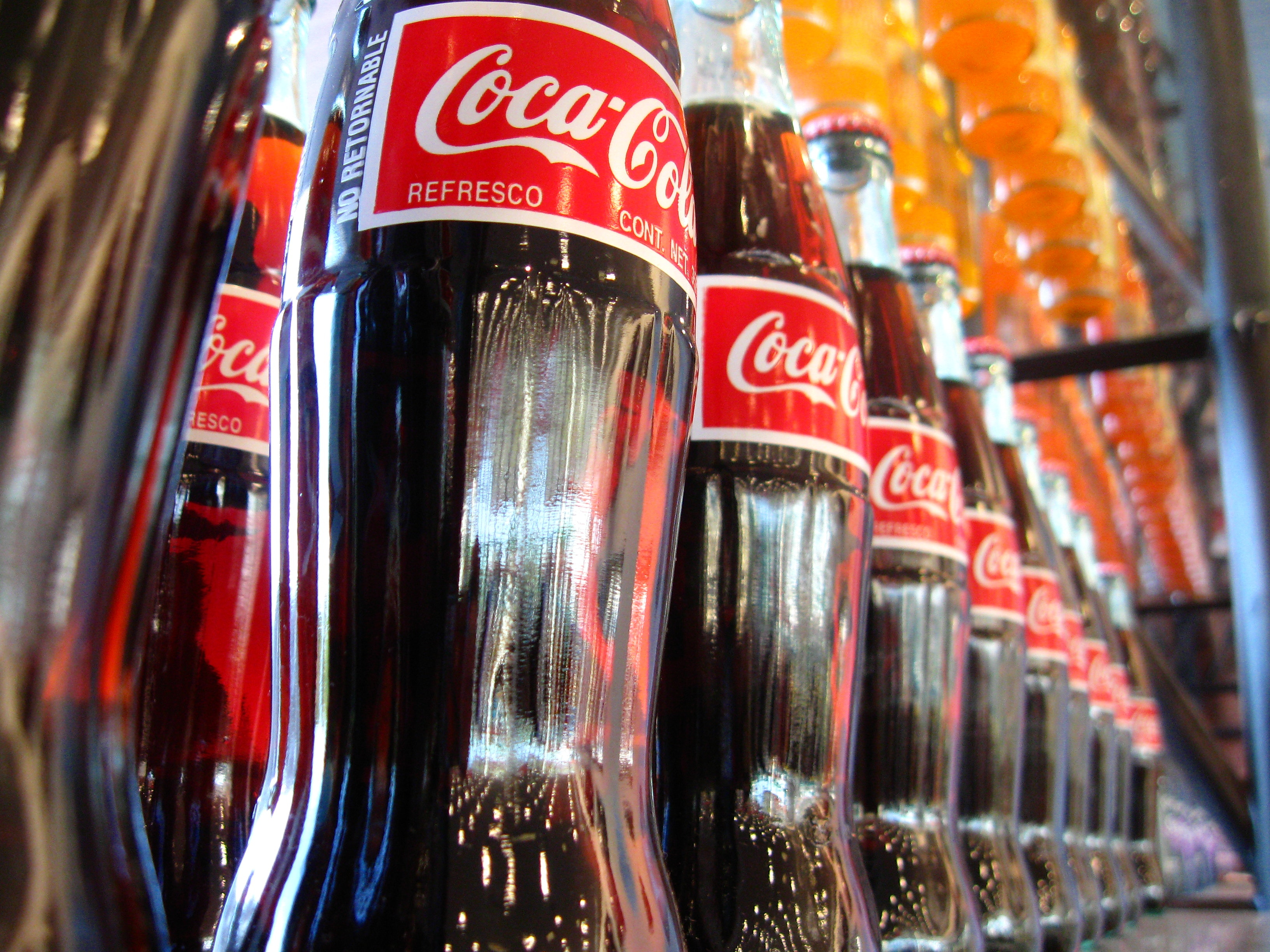 free stock photo of bottles coca cola oklahoma