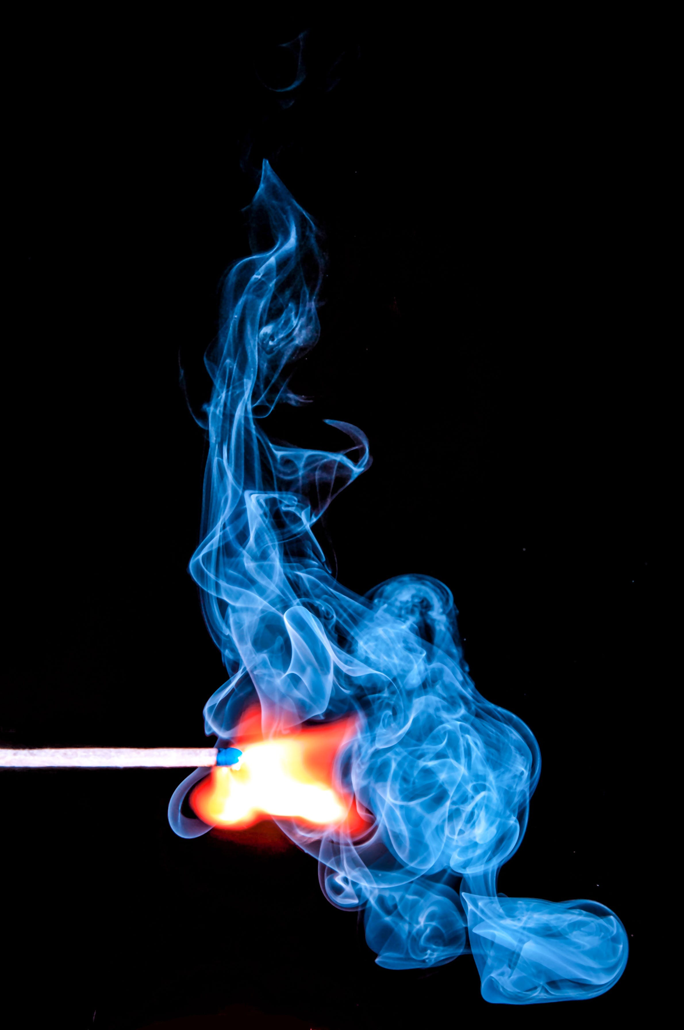 cremar, emparellat, flama