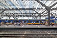 people, industry, train