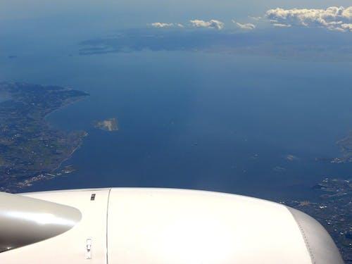 Бесплатное стоковое фото с авиалайнер