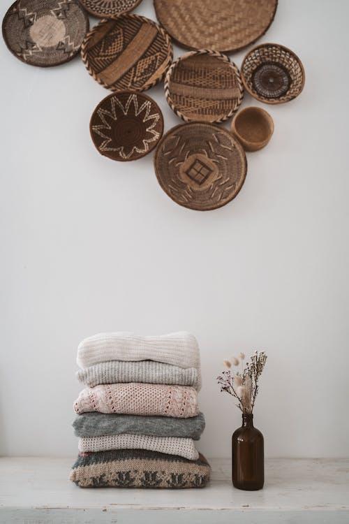 Gratis lagerfoto af boligindretning, chokolade, dekoration, design