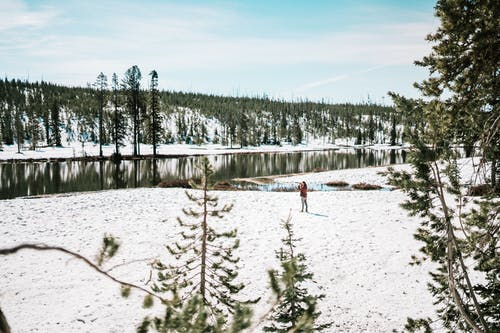 Gratis lagerfoto af bjerg, feriested, forkølelse, koldt