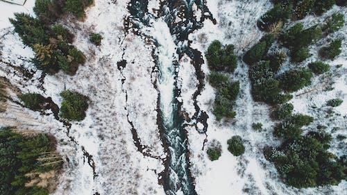 가을, 강, 개울, 겨울의 무료 스톡 사진