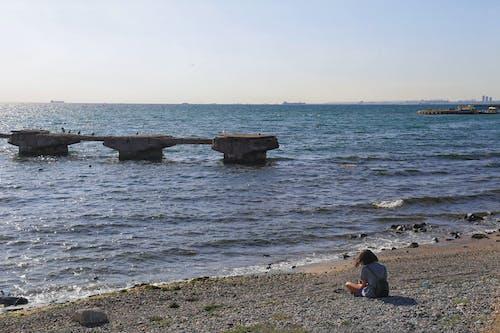 Gratis stockfoto met blauw, eiland, h2o, hemel