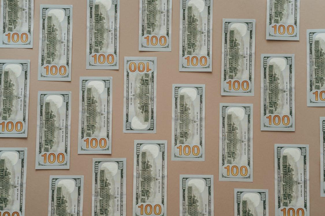 Kostenloses Stock Foto zu banknoten, buchhaltung, dollar