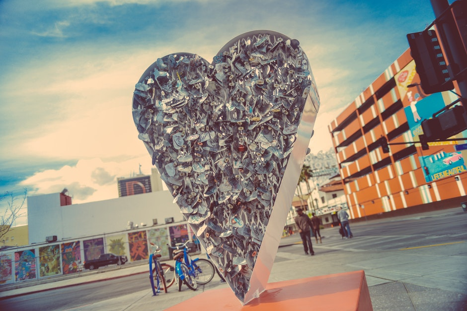 art, heart, love