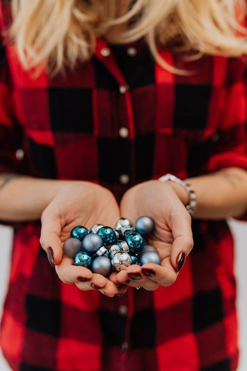 Fotos de stock gratuitas de adornos, Año nuevo, brillante